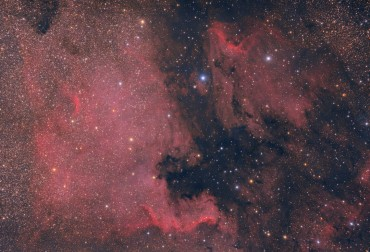 North America Nebulea